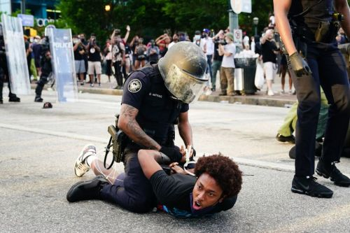 The 'Mecca' Is A Mirage: Police Brutality Shows Atlanta Is A Tale Of Two Cities For Black People