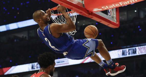 Team LeBron wins All-Star Game 157-155 in revamped format