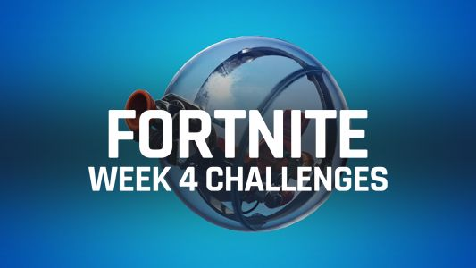 'Fortnite' Week 4 challenges: How to find Buried Treasure, use Pirate Cannon and Baller