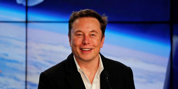 Elon Musk said he deleted his Twitter account. He has not
