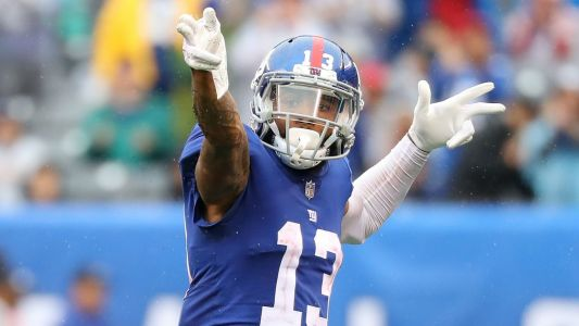 Giants owner: Odell Beckham Jr. trade left grandsons crying