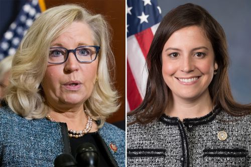 McCarthy officially endorses Stefanik over Cheney in GOP House vote