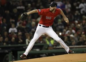 Sale back with Red Sox, team still unsure when he pitches