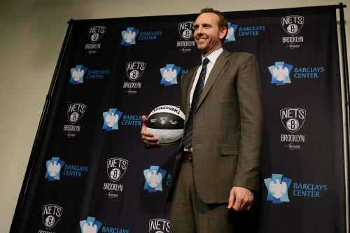 Sean Marks needed three years to turn Nets' entire world around