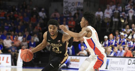 FSU upsets No. 6 Florida 63-51, extends streak in series