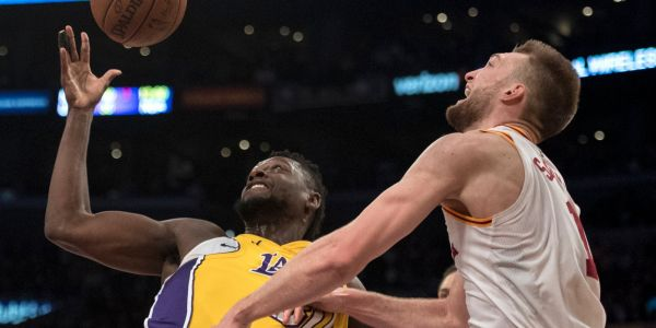 The Lakers just set a new NBA record for shooting futility - and still managed to win