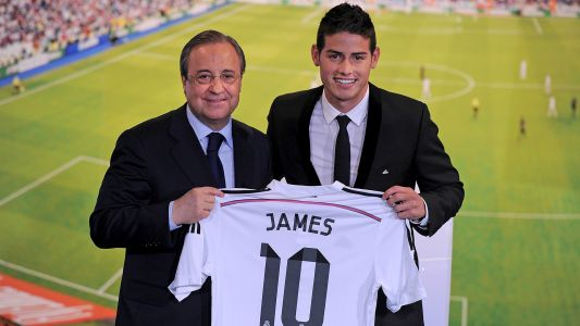 Why €80m James Rodriguez failed to become Real Madrid's next great Galactico
