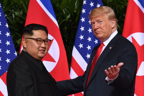 Trump to meet with Kim Jong Un in February