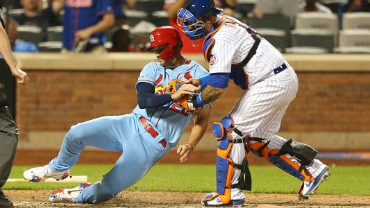 The Cardinals out-Mets'd the Mets with game-ending blunder