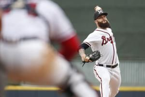 Braves' Keuchel allows 3 runs in 7 innings in Double-A game