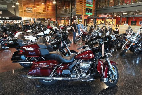 Tariffs prompt Harley-Davidson to move some production out of US