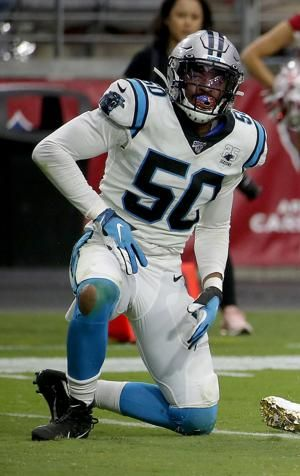 Panthers LB Christian Miller opts out of NFL season