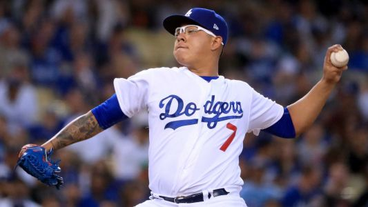 Dodgers' Julio Urias suspended 20 games for alleged domestic incident