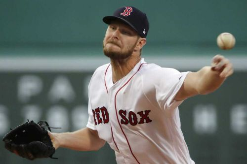 Red Sox ace Chris Sale placed on injured list with elbow inflammation