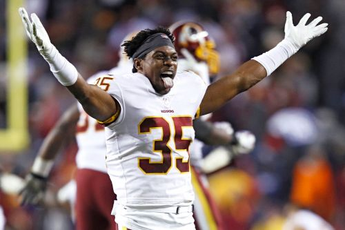 Redskins safety arrested and charged with assault and battery