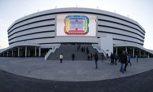 Russia spent billions on the most expensive World Cup ever - take a tour of the stunning stadiums