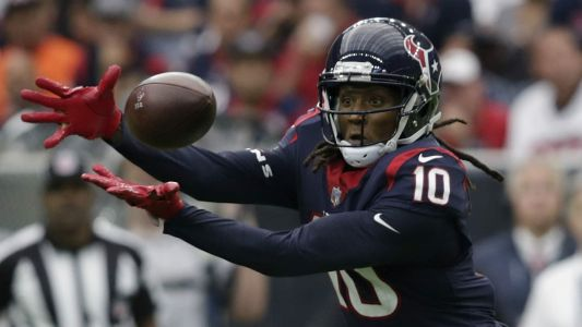 Former Texan Andre Johnson thinks Deandre Hopkins is 'best in the game'