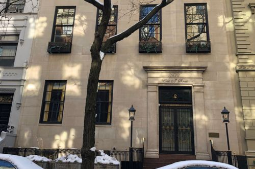 'Most expensive' city townhouse under contract