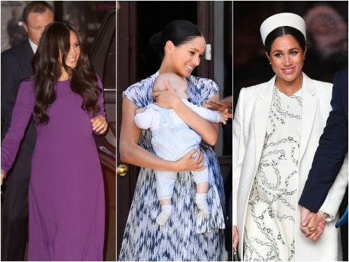 20 show-stopping outfits show why Meghan Markle was named 2019's most powerful dresser