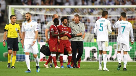 Champions League 2018 final: Salah injury marked beginning of the end for Liverpool