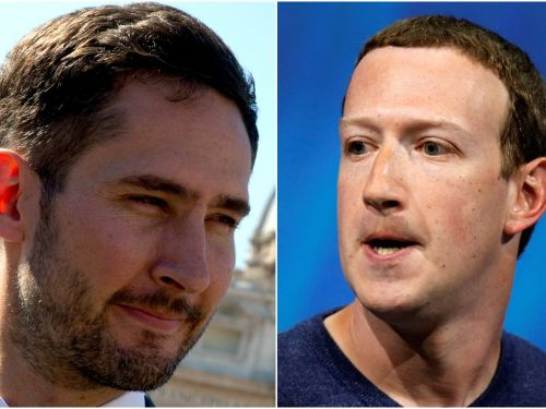 The Instagram founders snubbed Mark Zuckerberg in their original goodbye letter