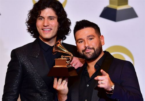 Dan + Shay, which features Pittsburgh native Dan Smyers, leads ACM nominations