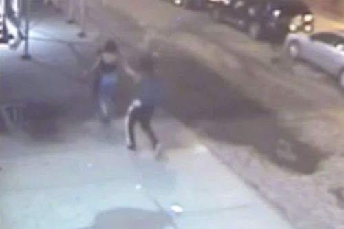 Unhinged black man wanted for random attacks on white people: cops