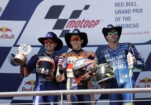 MotoGP heads to Europe with a jumble at top of the table