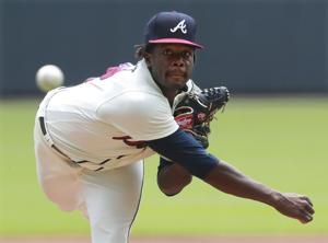 Acuna hits a pair of leadoff homers, Braves sweep Marlins