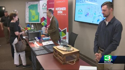 3 startups compete in Sacramento business competition