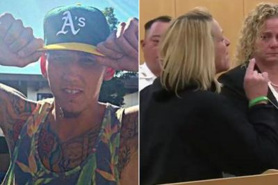 Mom of murdered MLB prospect to killer's accomplice: 'rot in hell'