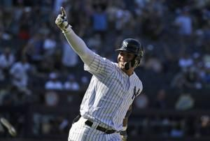 Europe, you're up! Yankees top Blue Jays 8-7, head to London