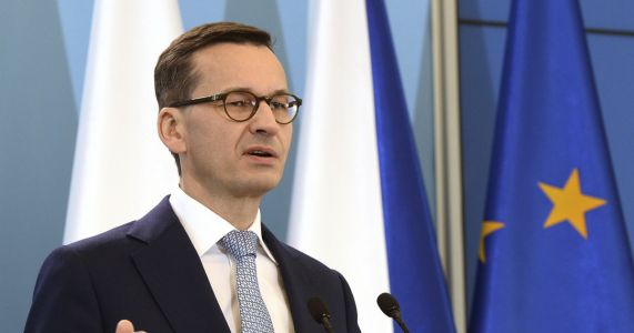 Polish PM seeks confidence vote in parliament