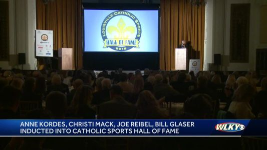 Inductees into Catholic Sports Hall of Fame announced