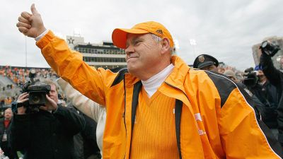 Will Phillip Fulmer be Tennessee's new AD?