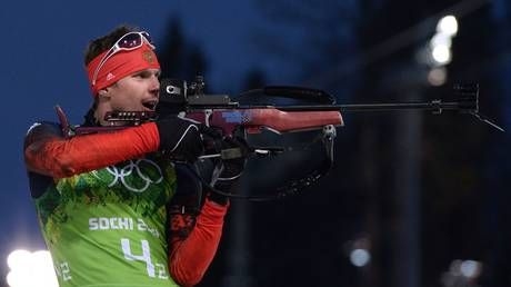 Russia set to lose top spot in Sochi Olympics medals table AGAIN after biathlete Ustyugov accused of doping