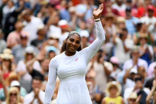 People are asking why GQ used quotation marks to name Serena Williams as 'Woman' of the Year, and the magazine has responded