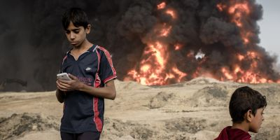 The Islamic State Just Wants to Watch the World Burn
