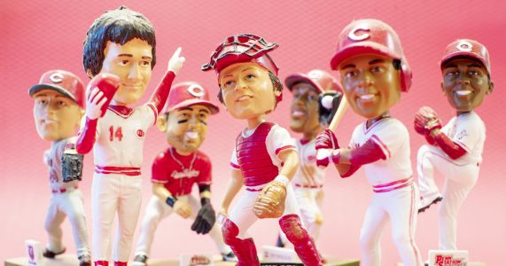 Court: Reds exempt from tax on promotional bobbleheads