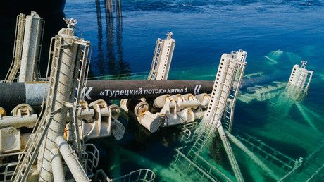 Full stream ahead! Russia & Turkey officially complete construction of joint gas pipeline