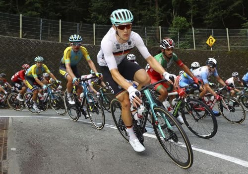 German cycling official sent home for using racist slur at Tokyo Olympics