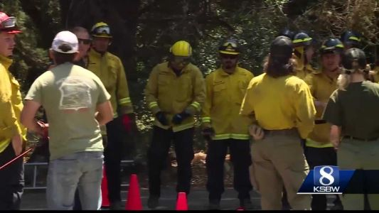 Big Sur Fire Department holds annual firefighters muster fundraiser