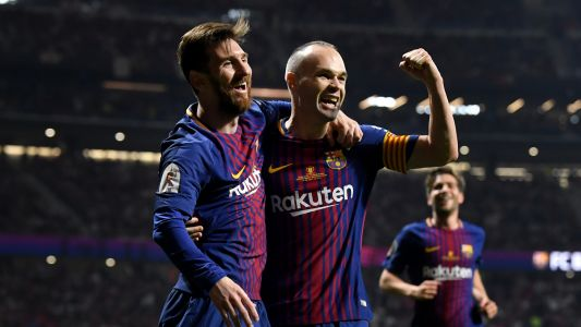 Messi & Barcelona soothe Champions League pain with Copa masterclass in Madrid