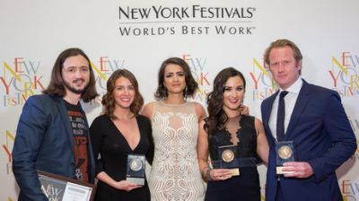 RT America earns Silver & Bronze World Medals at NY Festivals World's Best TV & Films awards