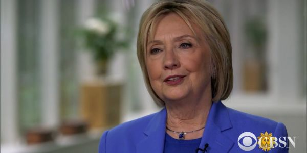 Hillary Clinton: My husband's relationship with Monica Lewinsky was not an abuse of power