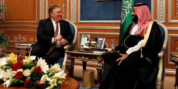 Mike Pompeo says Saudi leadership is working to 'ensure accountability' for Jamal Khashoggi's disappearance