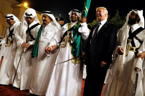 Trump thanks Saudi Arabia for cheap oil after giving the kingdom a pass on Khashoggi's murder
