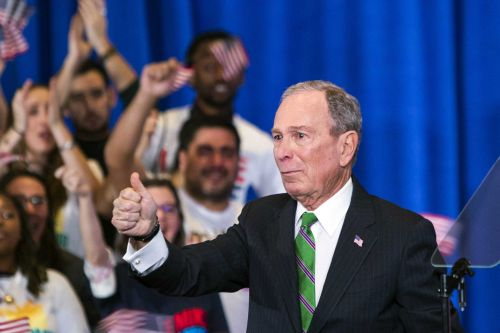 Bloomberg raises millions to help Florida felons vote