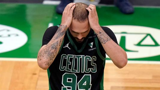 Celtics unable to dig out of 1st-half hole, lose against Heat
