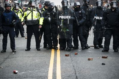 Lawyers: Police wrongly arrested some on Inauguration Day